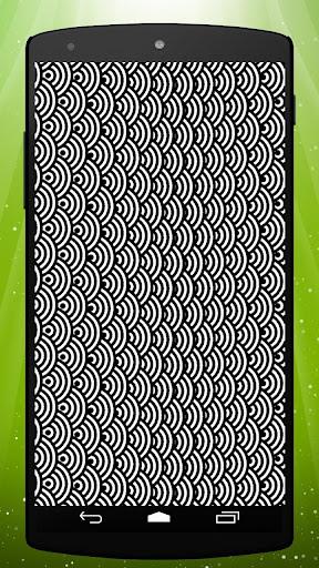 Dizzy Pattern Live Wallpaper