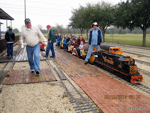 Photo: Rich Businger, Bob Barnett, and Norman Beveridge   2014-0315 DH3