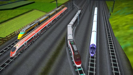 Train Simulator Games 2018 Screenshot
