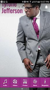 Pastor Tyrone Jefferson - náhled