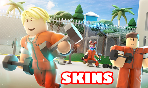 Skins Robux For Roblox 1