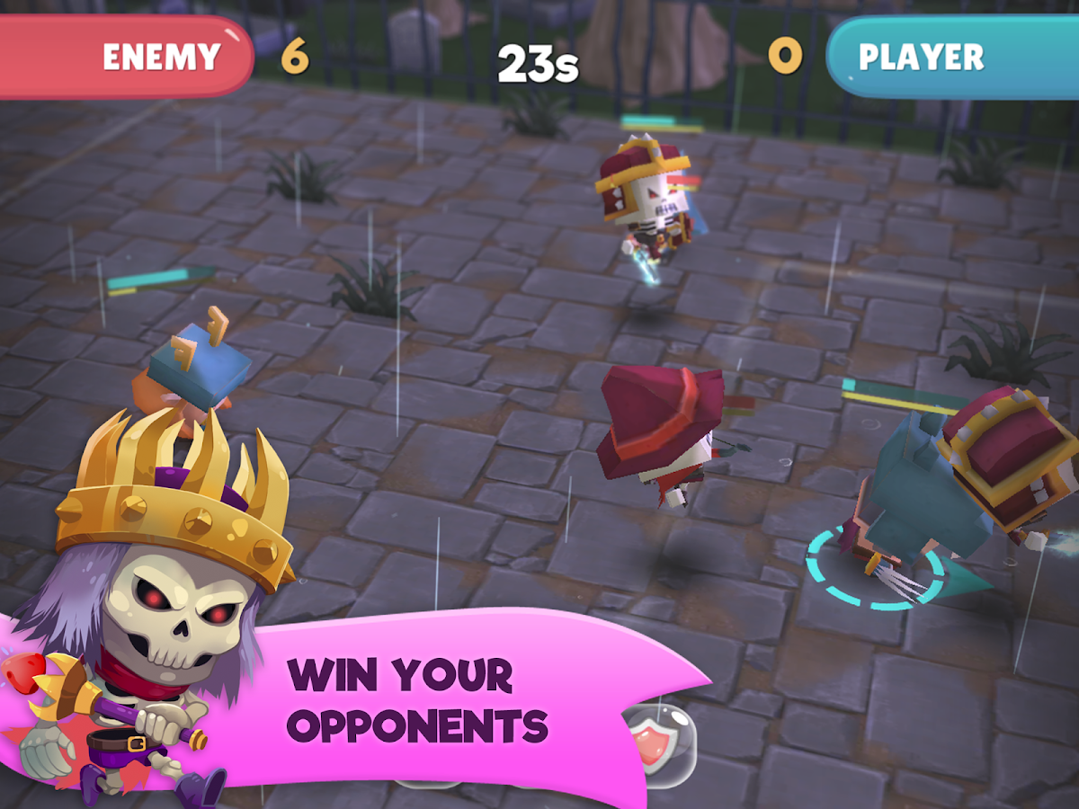 WIF Soccer Battles- screenshot