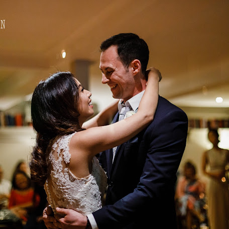Wedding photographer Samantha Li (cleverbean). Photo of 17.11.2017
