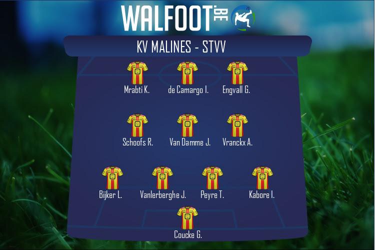 KV Malines (KV Malines - STVV)