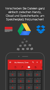 SanDisk Memory Zone Screenshot