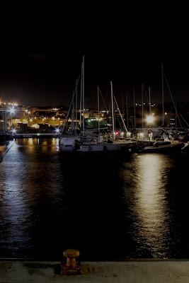 La notte sul porto di luciano55