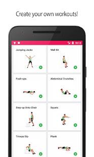 Download APK: Home Workout – 30 Day Fitness Challenge v1.4.12 [Premium]