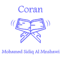 Coran Mohamed Sidiq Al Mnshawi