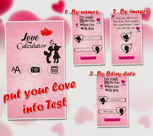 valentine love calculator