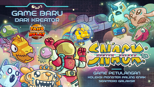 Code Triche Snack Hunter Galaxy | Monster Collecting RPG APK MOD screenshots 1