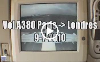 Video: Vidéo Décollage A380 via Cam embarquée