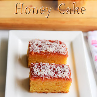 Honey Cake No Eggs Recipes.