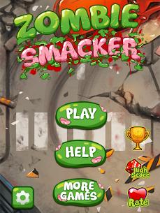 Zombie Smacker : Smasher 9