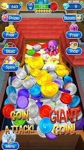 Coin Pusher Dozer- screenshot thumbnail
