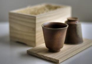 "Photo: Stefan Andersson ""Cups"" (2009, h:8cm)"