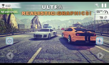 Traffic Speed Racing screenshot thumbnail