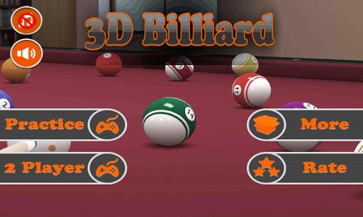 Billiard 3D Pro
