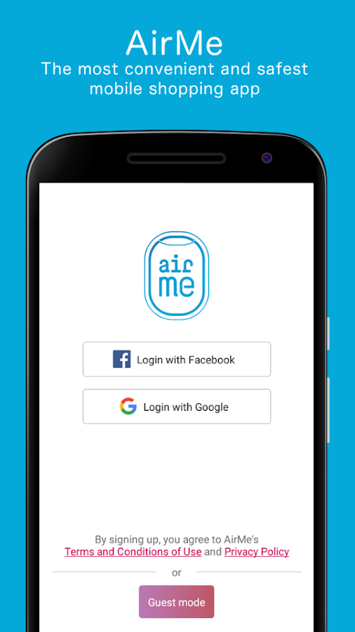 AirMe - Android Apps On Google Play