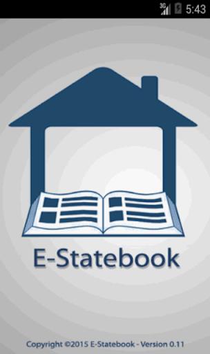 E-Statebook