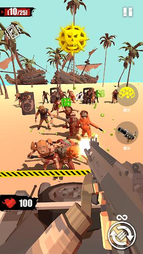 Merge Gun: Shoot Zombie android2mod screenshots 5