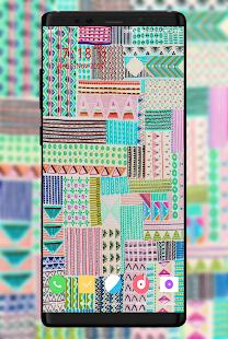 Aztec Wallpaper - náhled