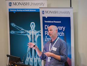 Photo: A/Prof David Curtis http://www.med.monash.edu.au/cecs/events/2015-tr-symposium.html