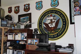 Photo: Navy stuff.