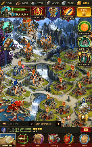 Vikings: War of Clans screenshot 14