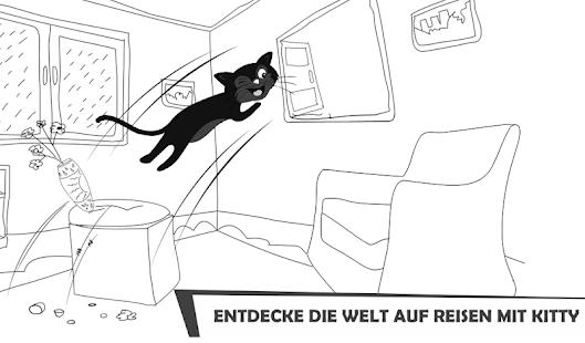 Kitty auf Reisen: das ausgebüxte Kätzchen Screenshot