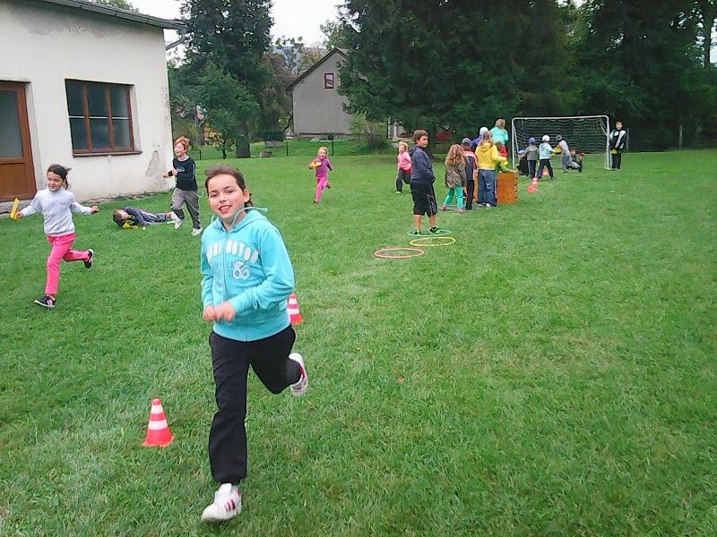 Závody v atletice
