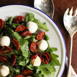 Roasted Cherry Tomatoes Salad Recipes
