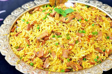 Jack Fruit Pulao