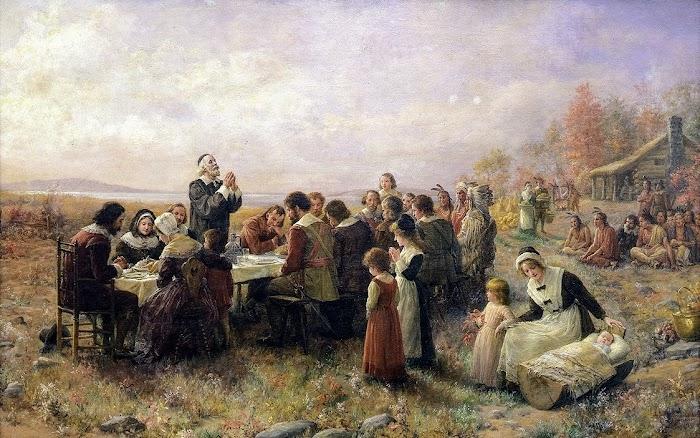 Lễ Tạ Ơn đầu tiên