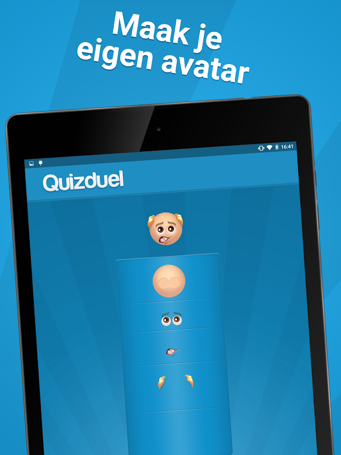 Quizduel- screenshot