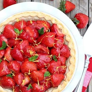 Strawberry Lemon Pie Recipe