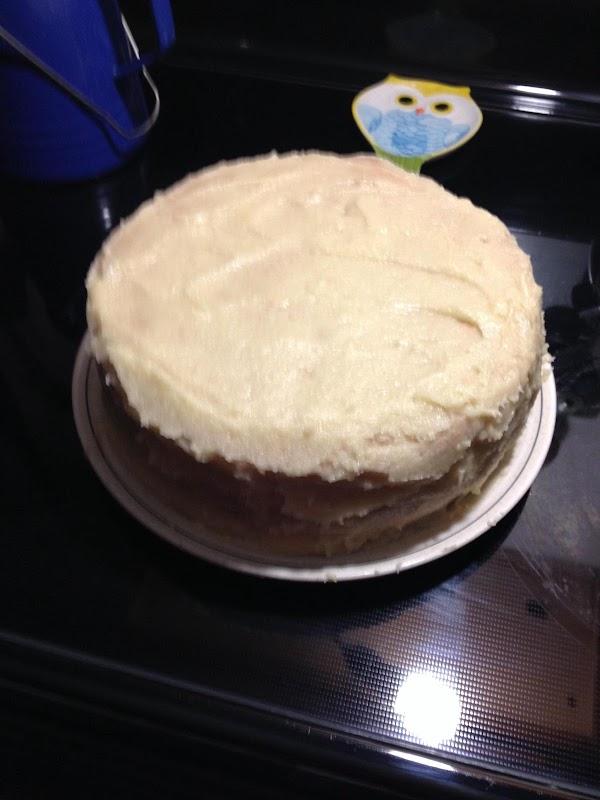 October Cake(cider&spice) Recipe