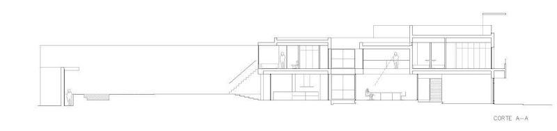 Casa Pellegrini - Alejandro Beltramone I Marcelo Ponzellini Arquitectos