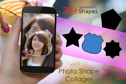 Photo Shape Collages
