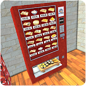 Japanese Food Vending Machine