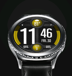 VIPER 116 color changer watchface for WatchMaker for PC-Windows 7,8,10 and Mac apk screenshot 8