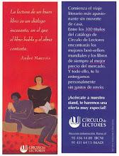 Photo: Circulo de Lectores