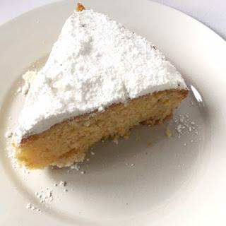 Vasilopita, or New Year's Cake, or Saint Basil's cake.