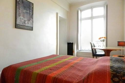 Bedroom at 2 Bedroom Apartment in Latin Quarter 110 m²