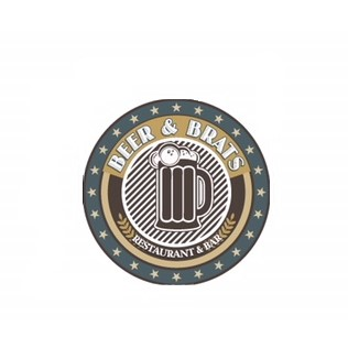 Logo for Beer & Brats