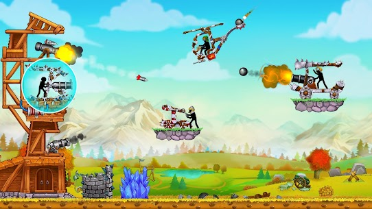 The Catapult 2 Mod Apk 4.0.0 (Unlimited Money + Unlocked) 4