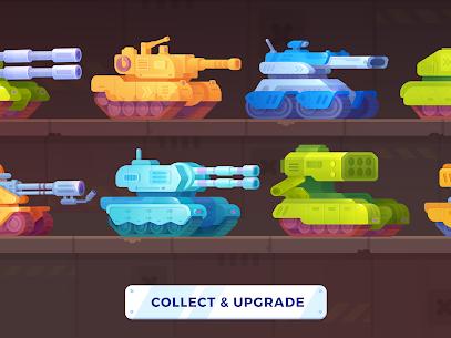Tank Stars MOD (Unlimited Money) 8