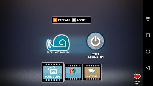 مؤثرات فيديو بالتصوير البطيء screenshot 4