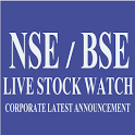 NSE BSE STOCK LIVE icon