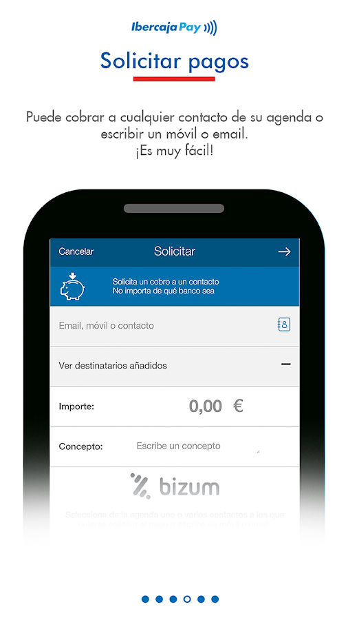 Ibercaja Pay- screenshot
