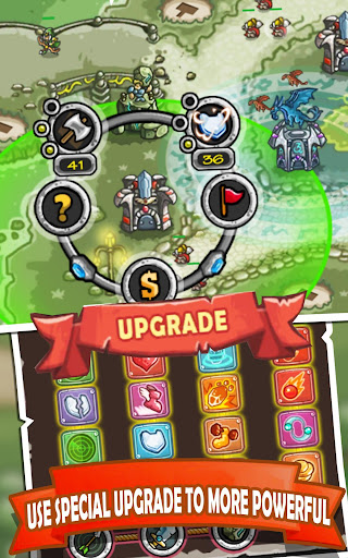 Kingdom Defense 2: Empire Warriors - Tower Defense - screenshot